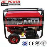 4-stroke,air-cooled, single-cylinder gasoline engine 5kw original honda generator prices for home