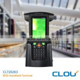 CLOU brand android tablet rfid reader for accessories tracking