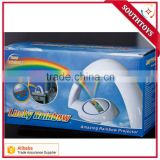 Amazing Rainbow in my Room Lamp LED Rainbow Projector Room Night Light Wall Ceiling Lamp