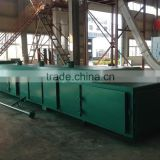 China Hutai Belt Continuous Soybean/Peanut Roaster/Roasting Machine/Vegetable oilseeds Flat Dryer