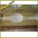 Style Selections High End Price Bathroom Vanities Granite Kashmir Gold