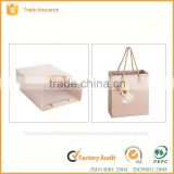 custom logo printed paper jewelry gift packaging boxes                                                                                                         Supplier's Choice