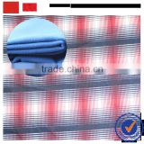 shaoxing textile superior quality fabric supplier 100% plain dyed new poly fabric / cheap print polyester fabric for winter coat