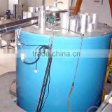 Tilting Scrap Metal Melting Electric Furnace for Sale