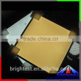aluminum lamp body material , led light source ultra thin 36w flat led panel for home decoration 60x60 cm led panel