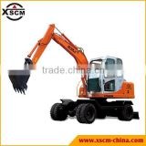 Small size best selling excavator long reach for sale