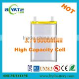 Wholesale 3.7v 5000mah lipo battery cell for solar storage system