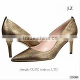 OP32 Sweet girls typical style for nice beautiful girls' foot-wear New fashion hot style pumps