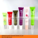 20ml Printed Squeeze Tube with Screw Cap for cosmetics