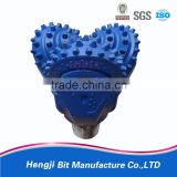 3 roller cone bit for geothermal drillingMining rock drill bits tungsten carbide insert three cone roller bits