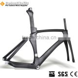 CBK Torary T700 3K/UD time trial tt carbon road bike frame BSA/BB30