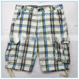 New style fashion mens cargo shorts pants 100% cotton,Bermudas