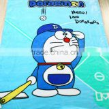 100 polyester super soft baby blanket printed blanket high quality micro plush fleece blanket