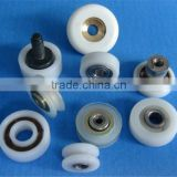 Free samples factory price 608zz bearing POM / Nylon / PVC / PP / PA66 608zz plastic bearings