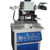 TAM-320-H Strong semi hydraulic pressure hot stamping machine for business card printing