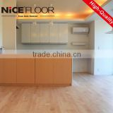 German technology brich wood crystal laminate flooring non slip EN 13329 master click made in China