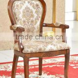 Solid wood hotel banquet chair NG2635A-2#