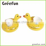 Hot Selling Swim Ring Shape Duck Design Inflatable Cup Holder New Top Quality Beach Cup Holder