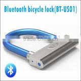 2016 New Type U Wire Bicycle Lock Electric Remote Control