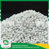 Caco3 filler masterbatch , 1250 mesh calcium carbonate pellet for blow film
