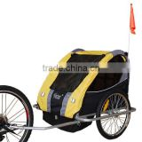 Bicycle Baby Trailer & Jogger 2 in 1