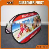 Wholesale Tension Fabric Folding Polyester Folding A Frame Sign