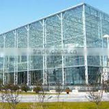 China prefabricated steel structure automobile exhibition hall design