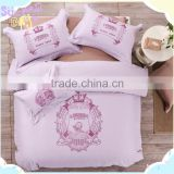 2015 Nantong textile hotel/hospital queen size jersey fitted bed sheet with zipper wholesale