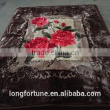 China Suppliers quilt blankets rebel wholesale 100% polyester knitted cuddly blanket wool acrylic polyester