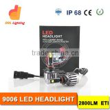 super bright 30w all in one 2S led car lamp for 4x4 offroad, trucks, suv, atv led headlight