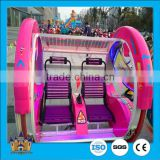 Factory direct sales rotating kid ride , outdoor amusment park equipment swing happy car with LED