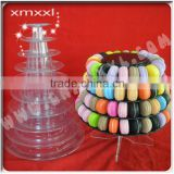 high quality professional 0.88mm thick macaron tower macaron stand
