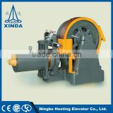Electric for Elevators Lift Gearbox Door Motor Power Control Geared Traction Machine VVF Drive