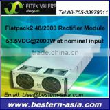 241115.100 Eltek Valere New modules rectifier 48V 2000W Flatpack2 48/2000