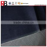 Cheap cotton lycra twill denim fabric for pants wholesale