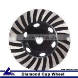 Industrial Diamond Tools Grinding Wheel Manufacture