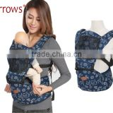 Factory Manufactures Wholesale High Quality Baby Backpack Wraps Hot Selling Cheap Tula Baby Carrier