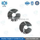 zhuzhou supply tungsten carbide grinding wheel