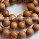 old sandalwood beads bracelet/sandalwood beads/loose bulk beads