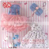 11 inch fashion dressed up doll clothes and accessories