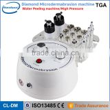 microdermabrasion machine type/certification crystal peeling machine/diamond microdermabrasion beauty device
