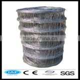 top brand galvanized wire mesh cattle fence