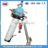 Durable professional ditch and hard MQT series hydraulic soil investigation rock Anchor drilling rig