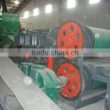 Well sell particle board production line/multi-roller pre-press