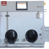 Acrylic Glove Box with Gas Purification System and PLC Control Lab2000