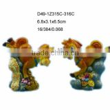 2014 resin symbol of horse gifts