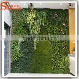 Factory Wholesale Garden Landscaping & Decking Artificial Grass Wall Plastic Grass green wall vertical planter