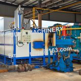5inch hot log shear furnace for aluminum extrusion press
