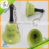 new design high quality colorful metal bell/handle cow bell