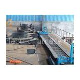 1 Ton Main Frequency Coreless Induction Melting Furnace For Steel / Iron / Zinc / Silver